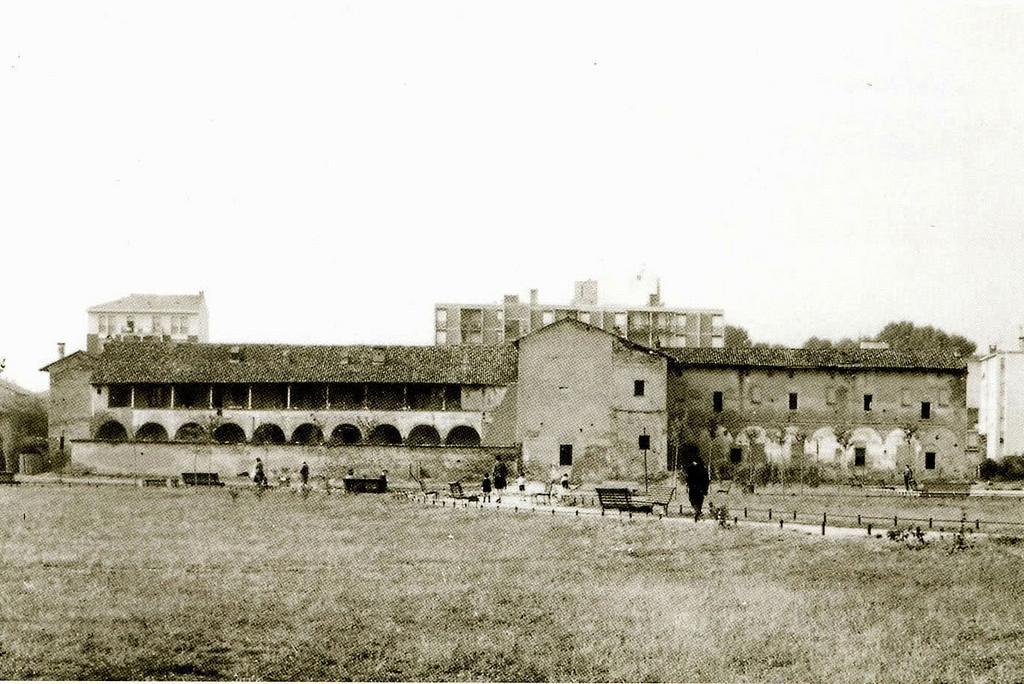 Baggio-Via Anselmo Da Baggio il Monastero