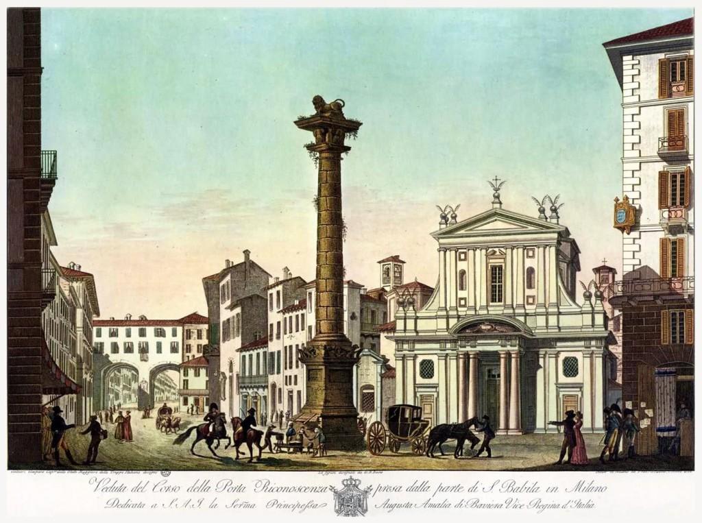 Chiesa_San_Babila_1800