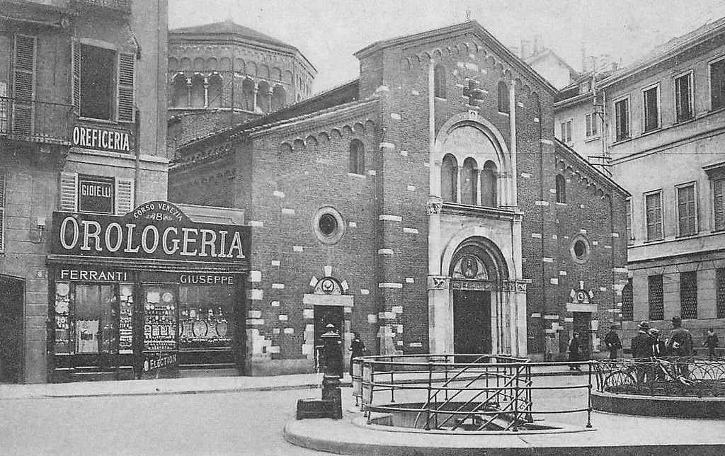 Chiesa_San_Babila_1910_1