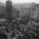 Chiesa_San_Babila_1943dopo i bombardamenti
