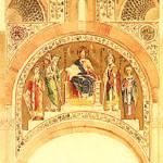 Chiesa_San_Babila_Disegni_Decori_1