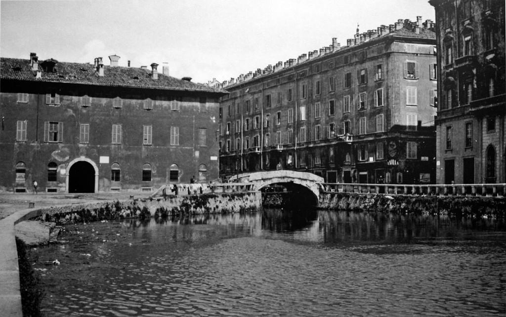 Il Laghetto di San Marco, 1925
