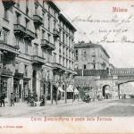 Lampioni_Arredo_Urbano_Corso Buenos Aires 1909