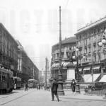 Lampioni_Arredo_Urbano_Piazza Cordusio 1930 Circa