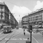 Lampioni_Arredo_Urbano_Piazza Cordusio e via Dante 1945-50