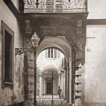 Portale del Palazzo Gorani