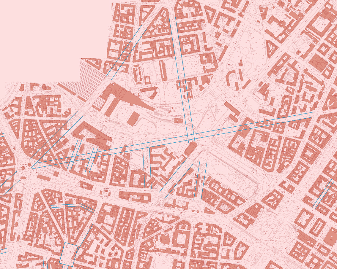 Milano milano la citt incompiuta urbanfile blog - Stazione porta garibaldi mappa ...