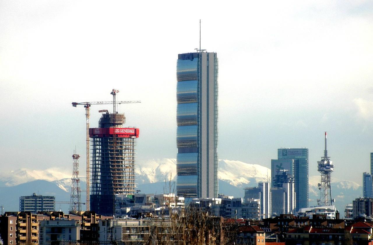 Milano fotografia panorama su milano urbanfile blog for Milano 2016