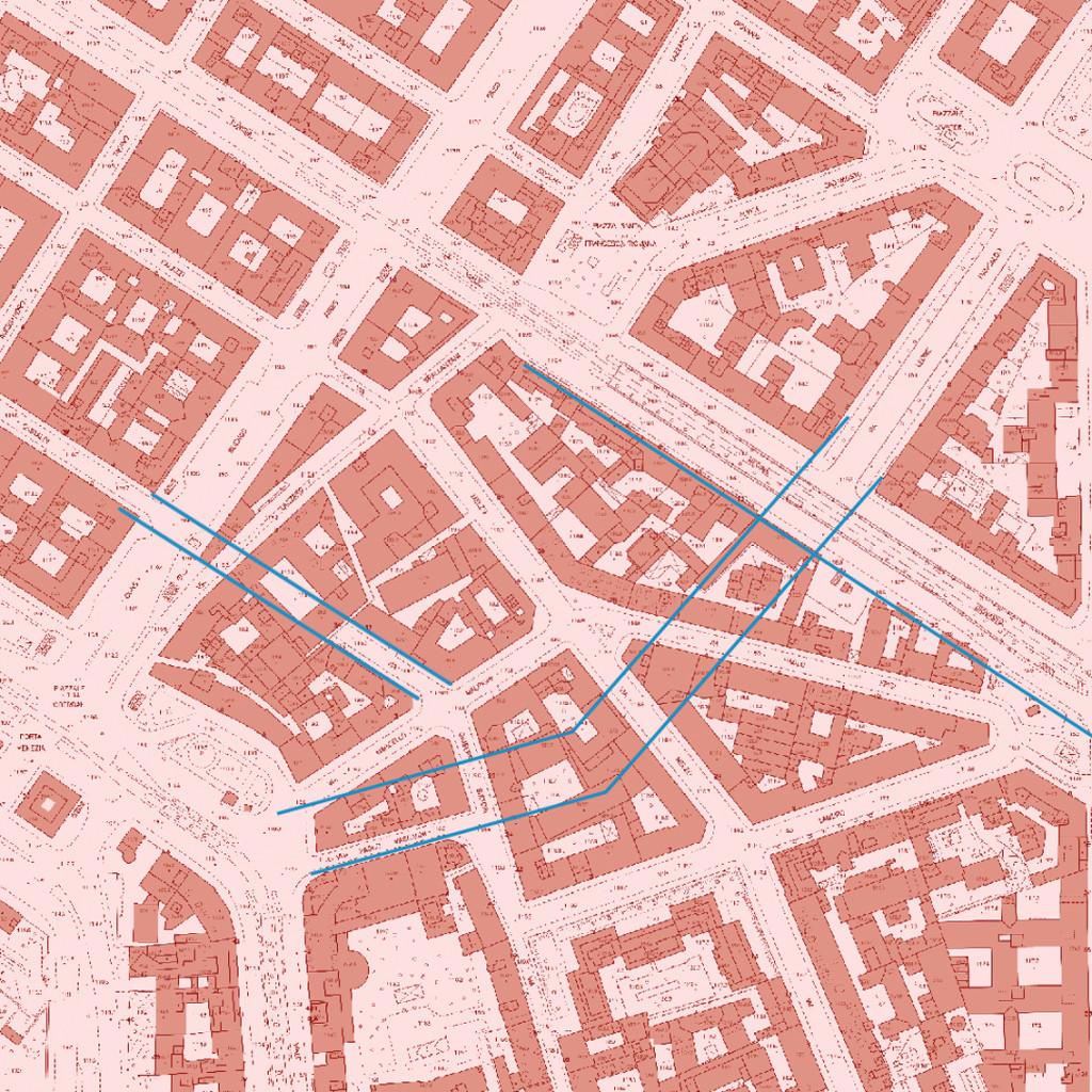 7 Milano Mappa Regina Giovanna