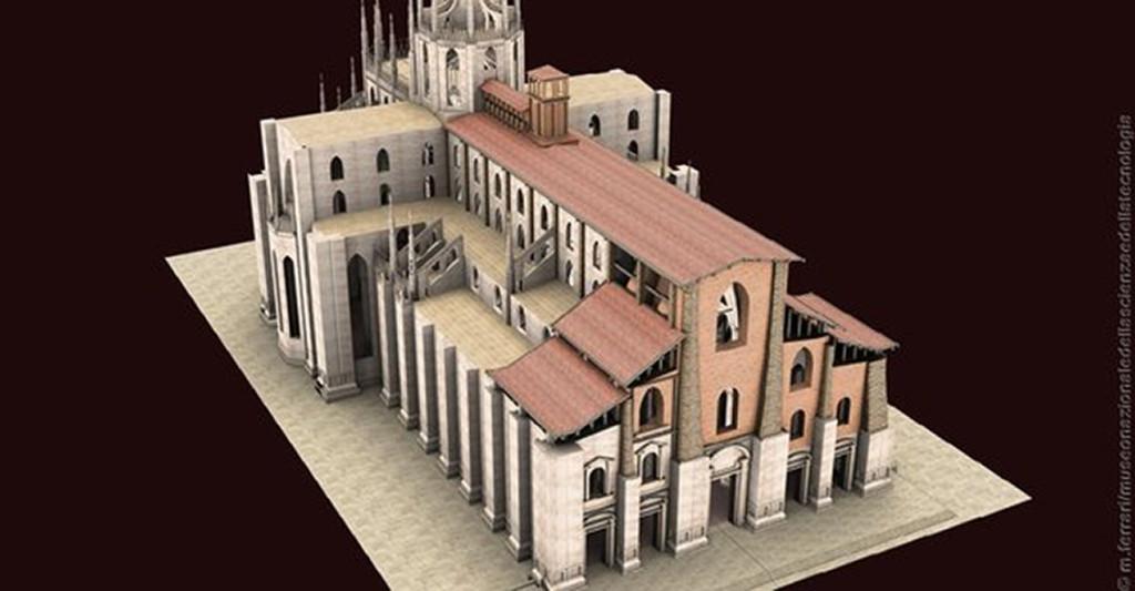 Duomo_Milano_Ricostruzione_1700