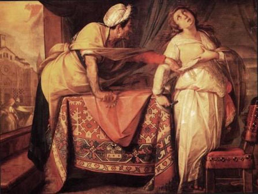 Giovan Battista Crespi detto il Cerano, Il Miracolo di Beatrice Crespi