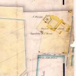 Mappa_Porta Orientale 1750