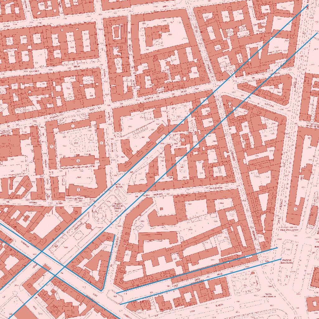 Milano Mappa Porta Volta 2