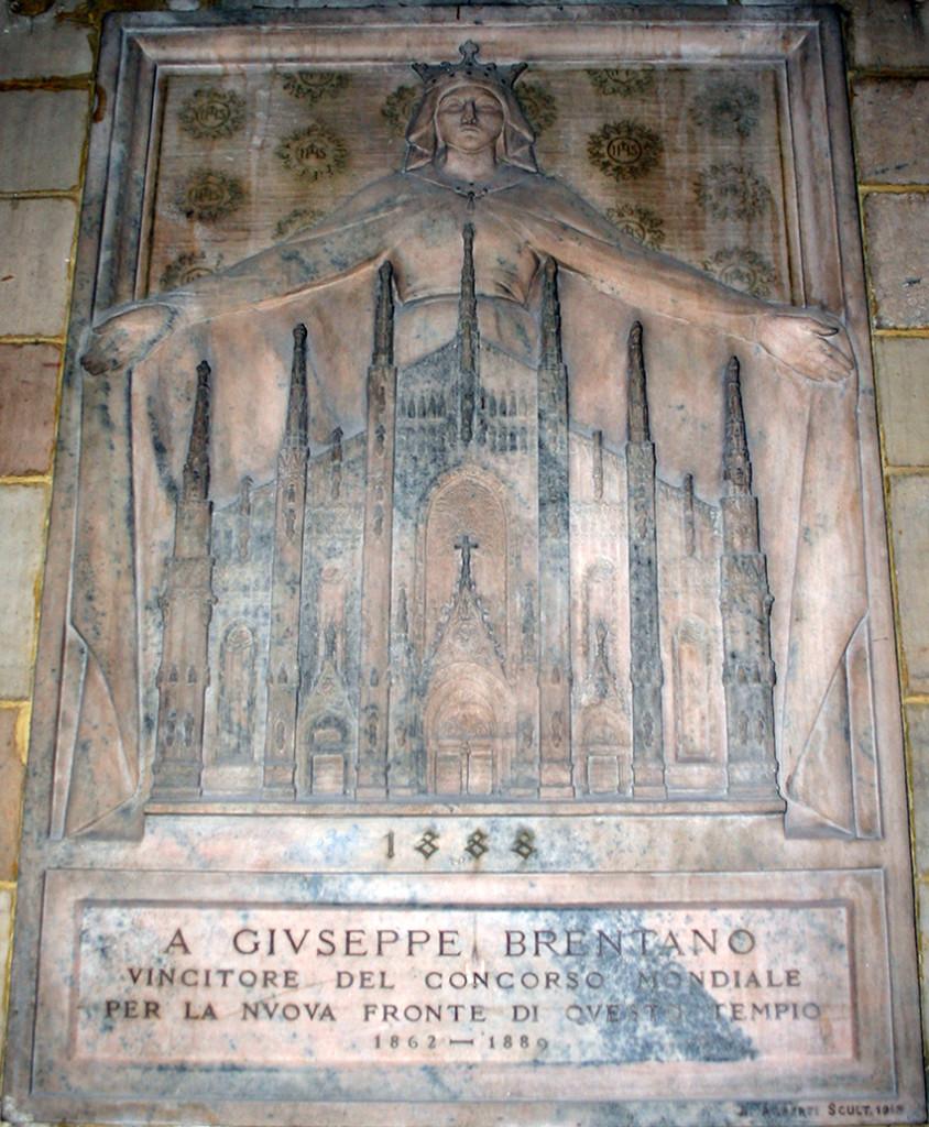 Milano_Duomo_Monumento_a_Giuseppe_Brentano