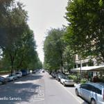 Milano_Via_Raffaello_Sanzio_Alberi