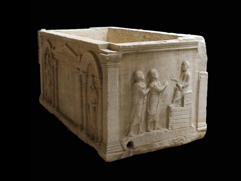 Sarcofago di Valerio Petroniano