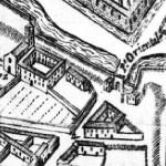 mappa 1700 con San Dionigi