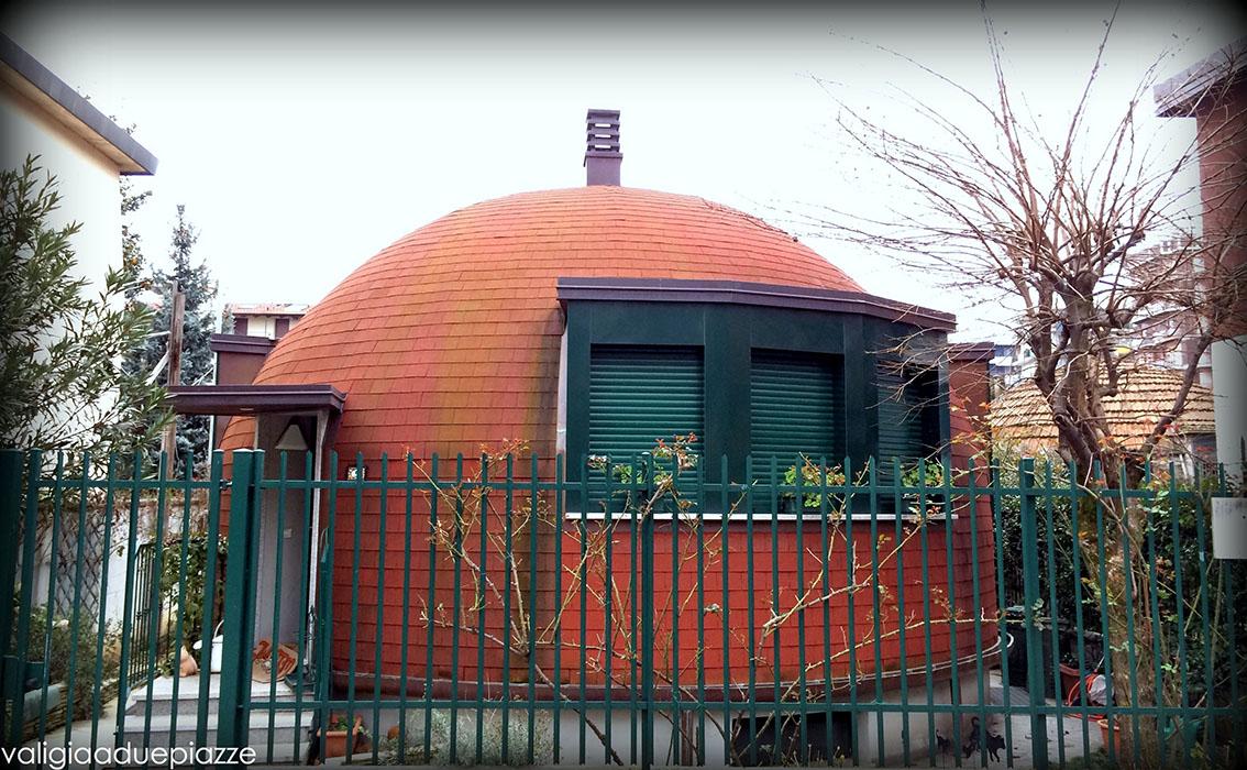 Milano maggiolina le case igloo urbanfile blog for Tipi di case in italia
