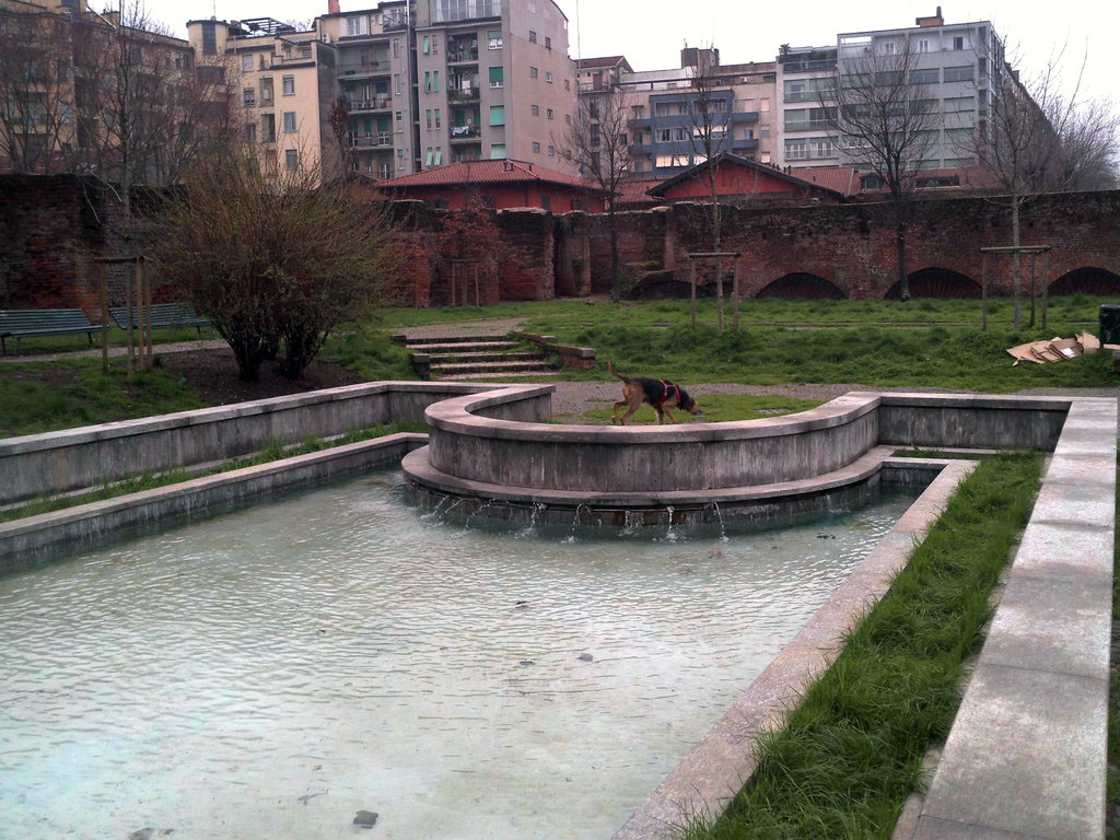 Milano porta romana la fontana di via filippetti - Autoscuola porta romana milano ...