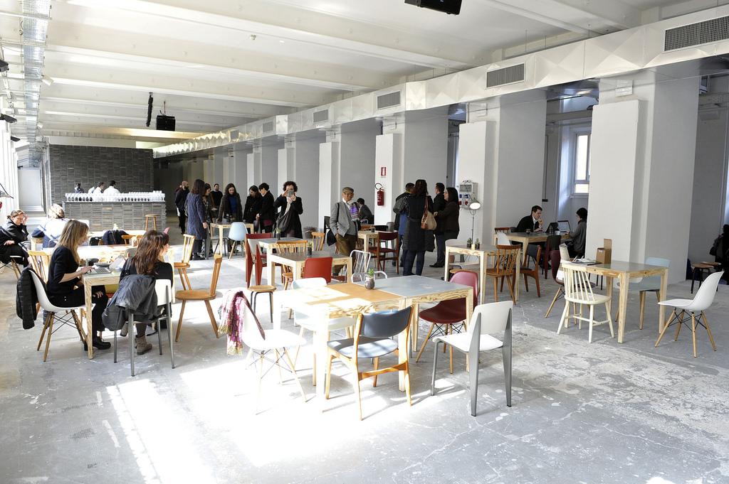 Milano zona tortona un nuovo polo culturale a milano for Zona tortona milano