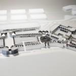 Scalo Milano City Style-modello in scala
