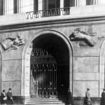 Sede del Banco di Sicilia 1932-5