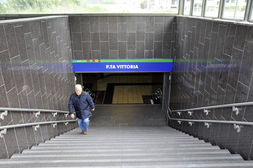Milano porta vittoria aperto nuovo ingresso al - Stazione porta vittoria milano ...
