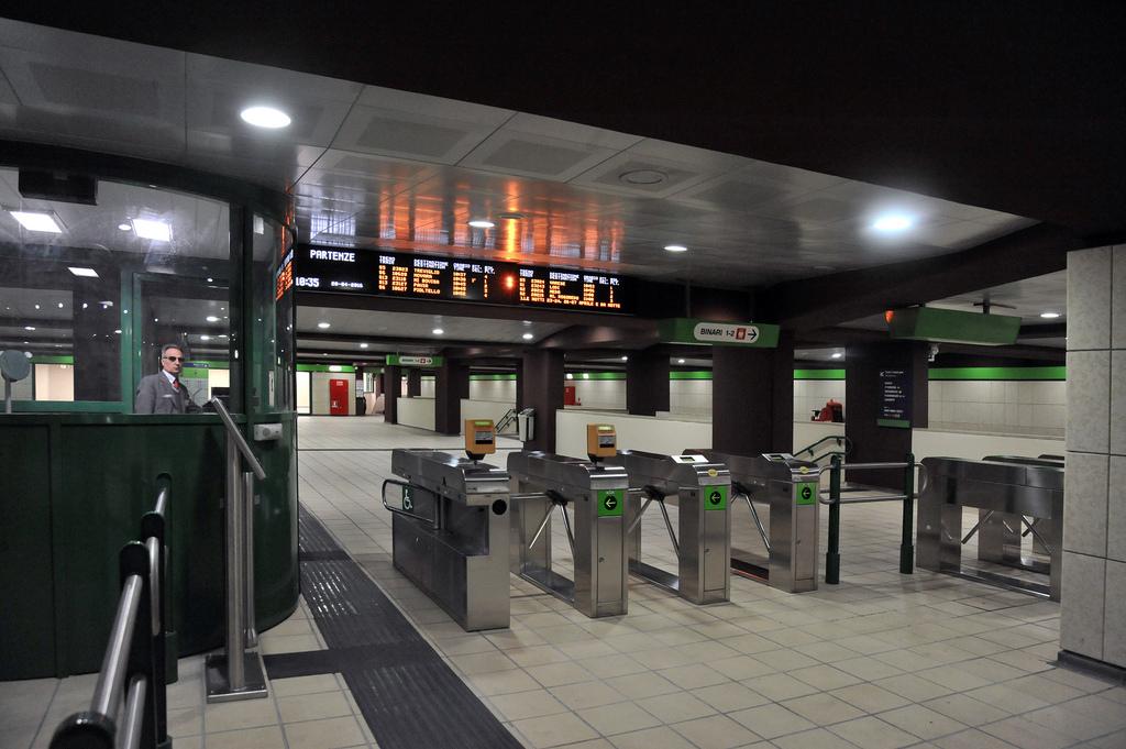 Milano porta vittoria aperto nuovo ingresso al passante ferroviario di porta vittoria - Via porta vittoria milano ...
