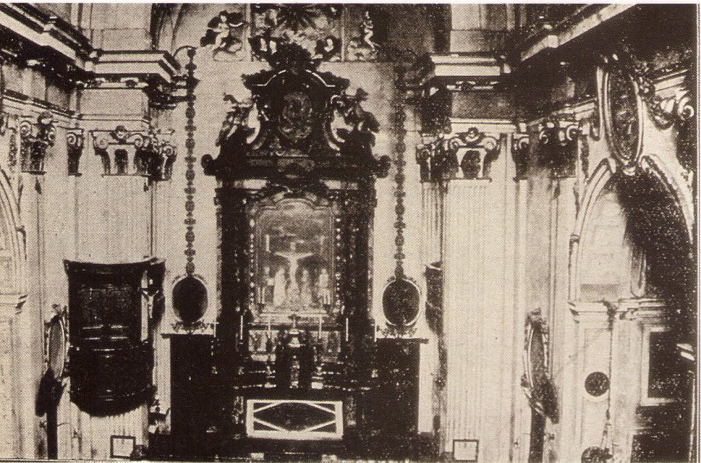 Porta Genova - Chiesa di San Calocero Altare