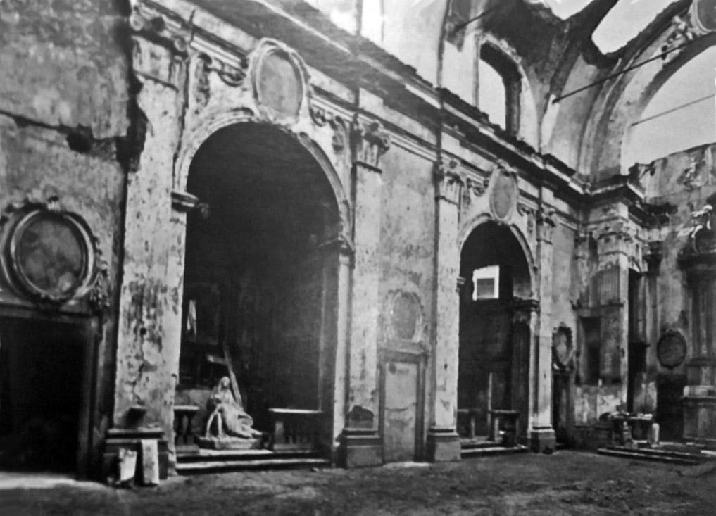 Porta Genova - Chiesa di San Calocero Interno