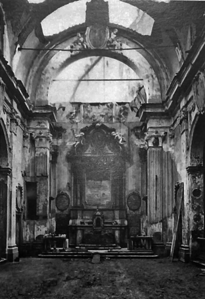 Porta Genova - Chiesa di San Calocero Navata