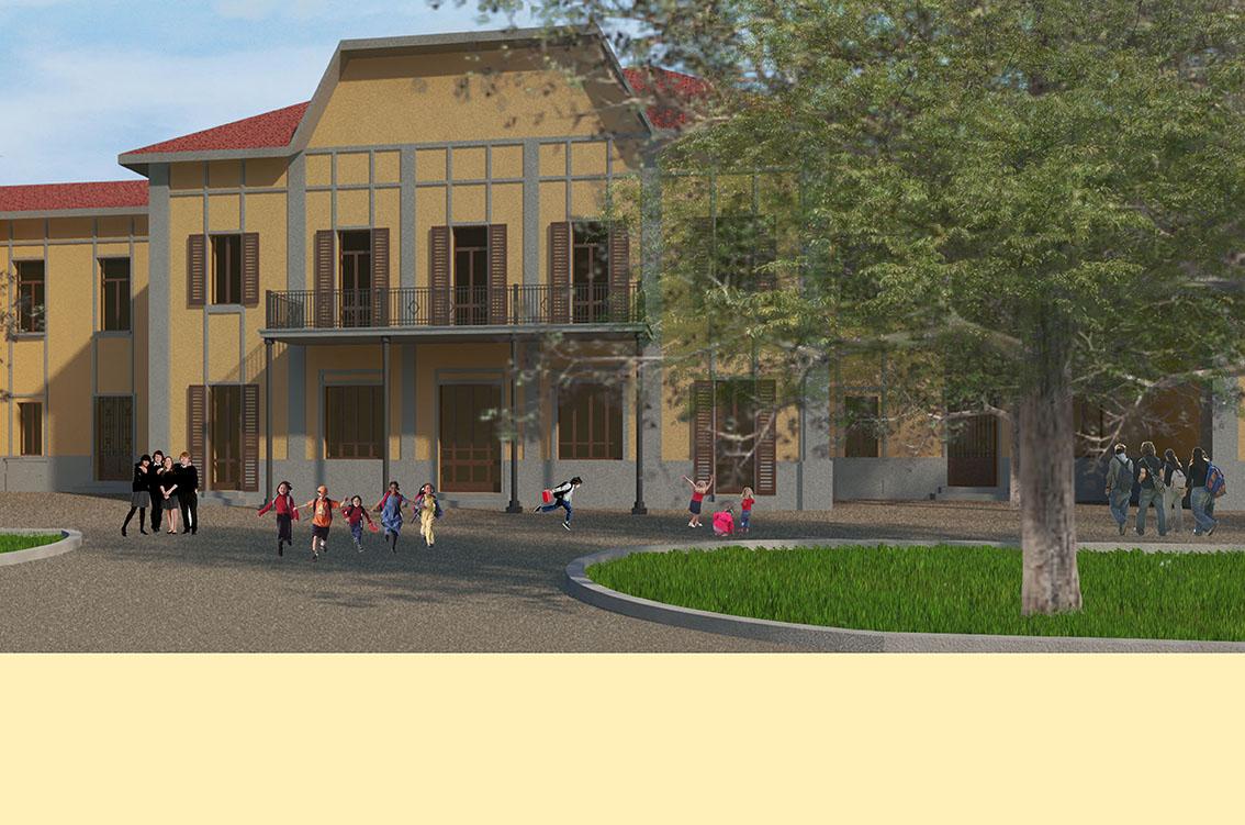 Milano turro la nuova casa del quartiere urbanfile blog for Casa del cantiere