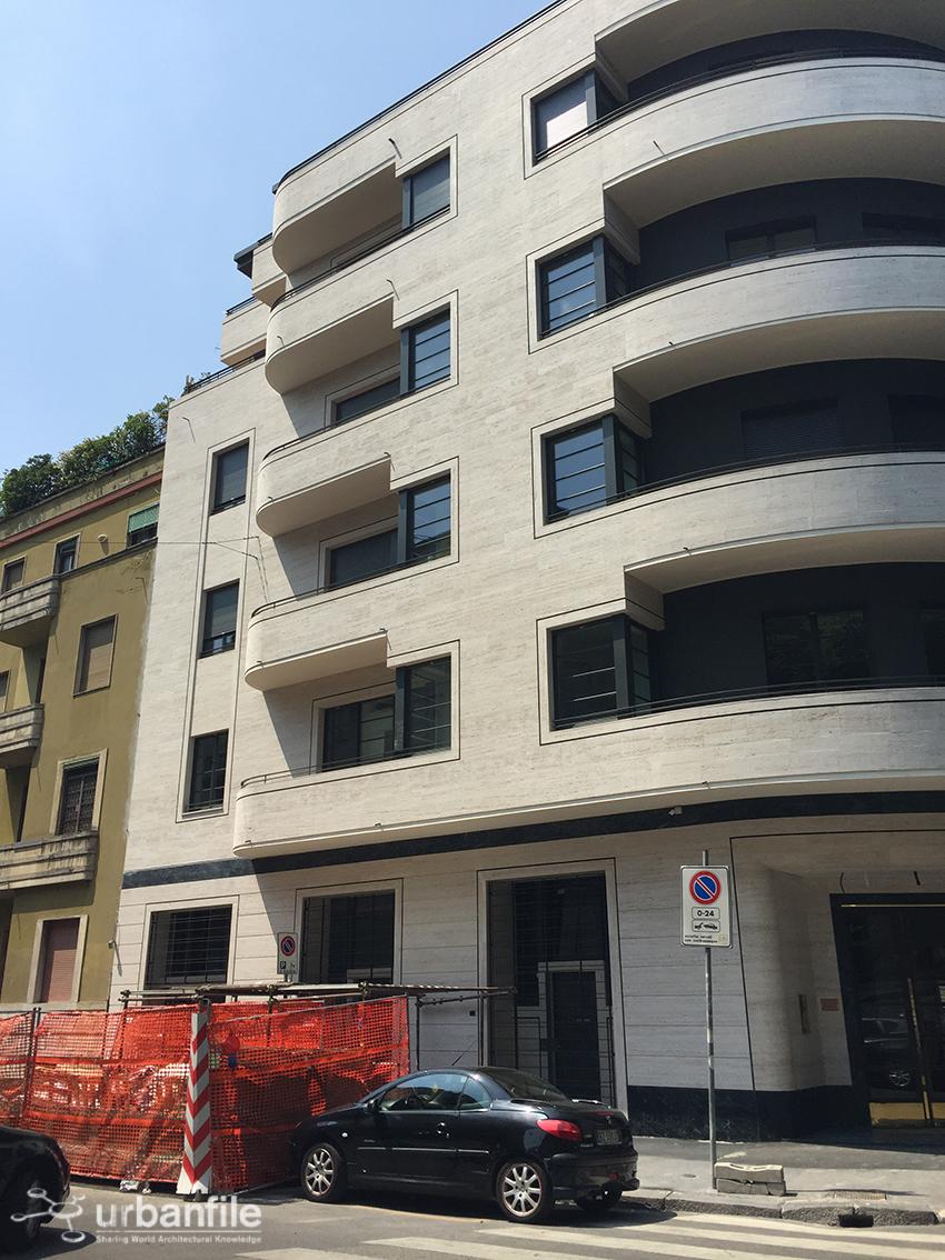 Milano porta vittoria via anfossi 18 rinnovo in stile urbanfile blog - Via porta vittoria milano ...