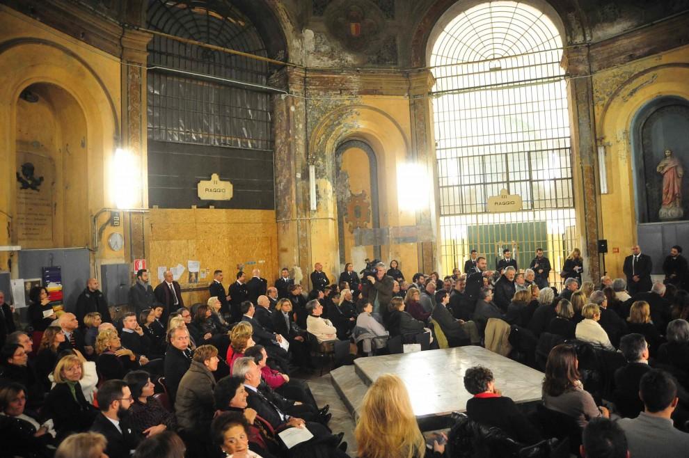Carcere_San_Vittore_Interno cappella centrale