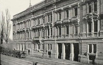 Corso Buenos Aires -Corso Loreto sede della Ingegnoli e Soci 1880-58
