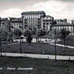 Piazza Aspromonte 1950-55