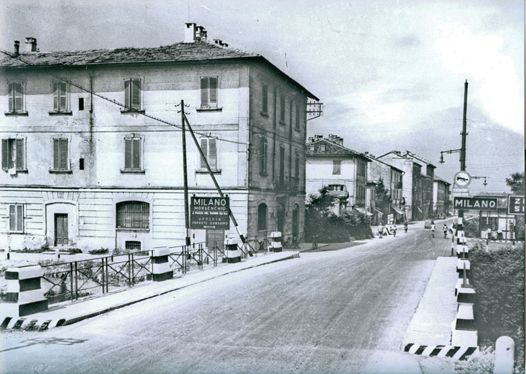 Ponte Lambro e Morsenchio Via Elio Vittorini