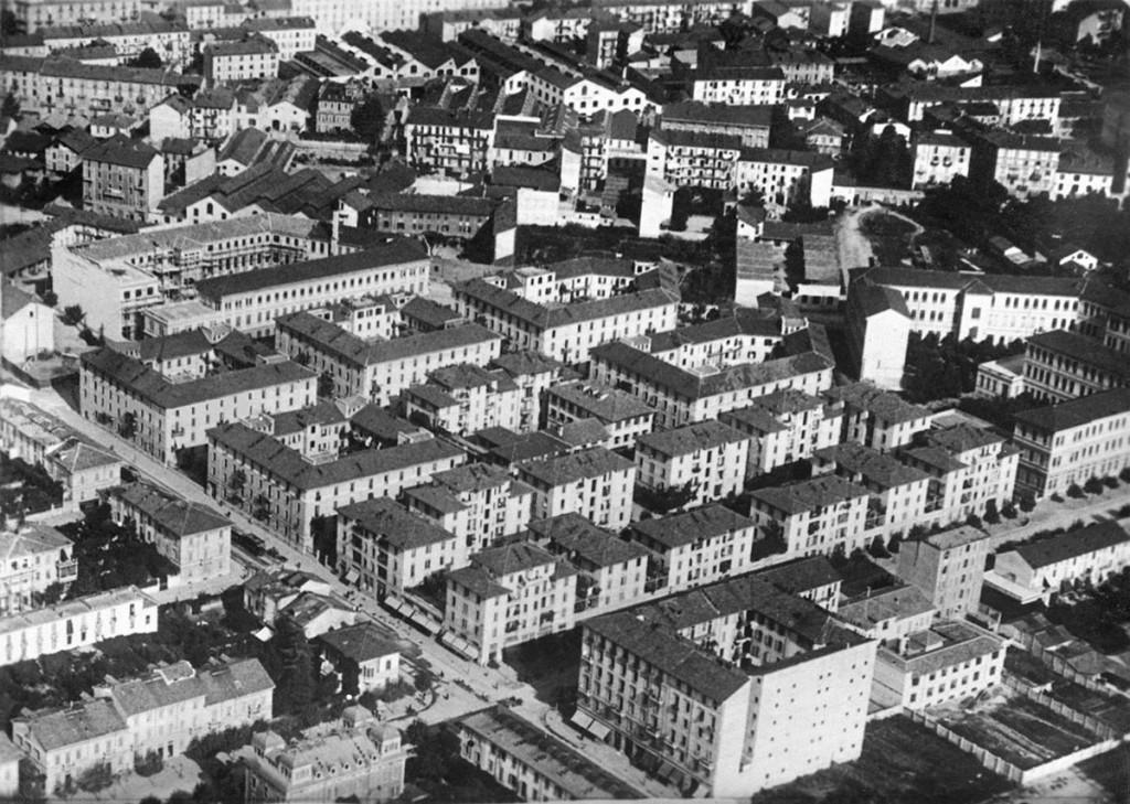 Quartiere Lulli - Via Porpora e V.le Lombardia_1911