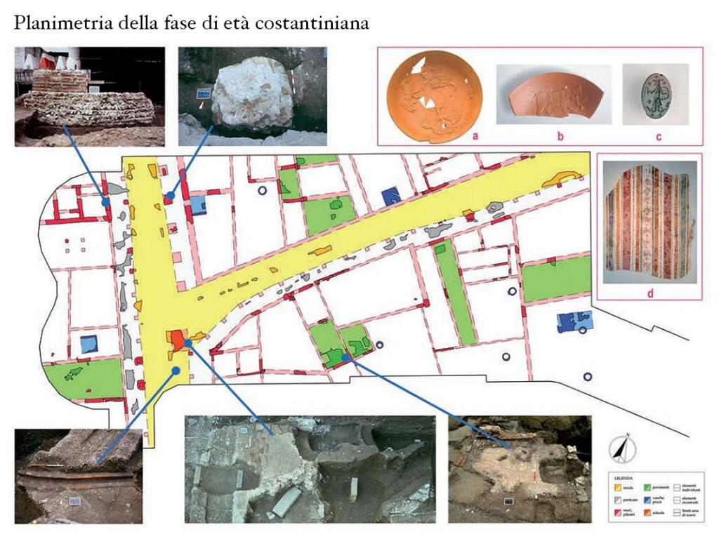 Scavi Archeologici Piazza Meda 2005_1
