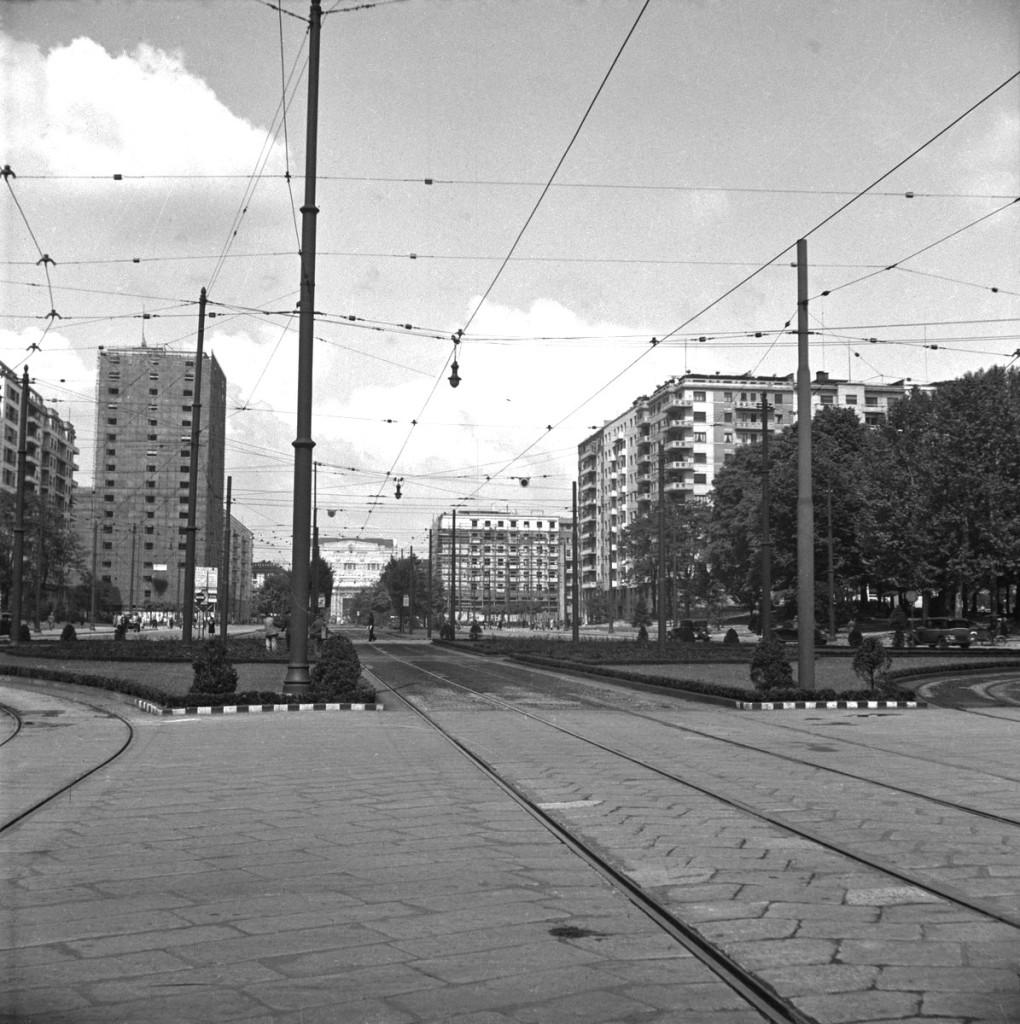 Piazza della Repubblica - Piazzale FIume, 1938-39 (Foto Walter Schröder) 3