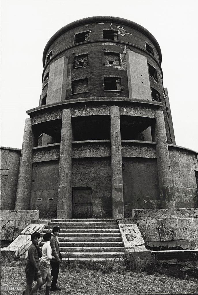 Torre delle Milizie 1971