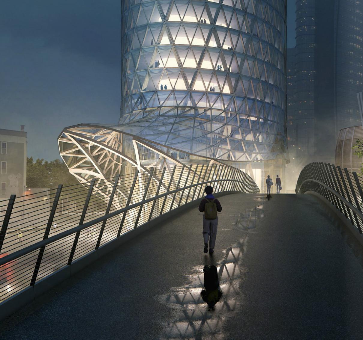 Milano porta nuova torre unipolsai la torre - Uffici gtt porta nuova ...