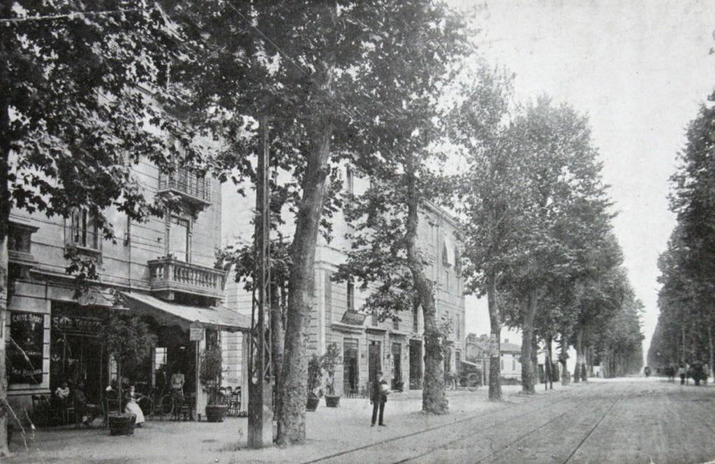 Viale Monza 1918 angolo Fratelli Pozzi