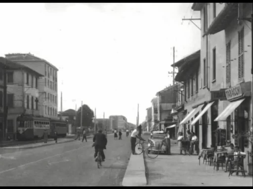 Viale Monza 1945-47 Precotto