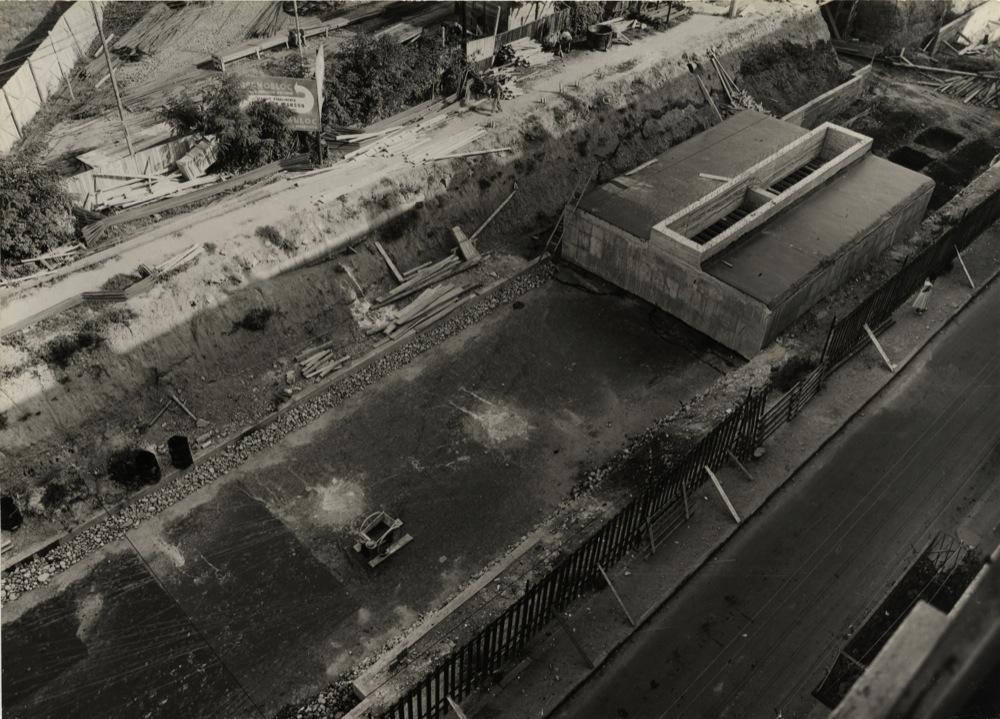 Viale Monza 1958 Lavori M1