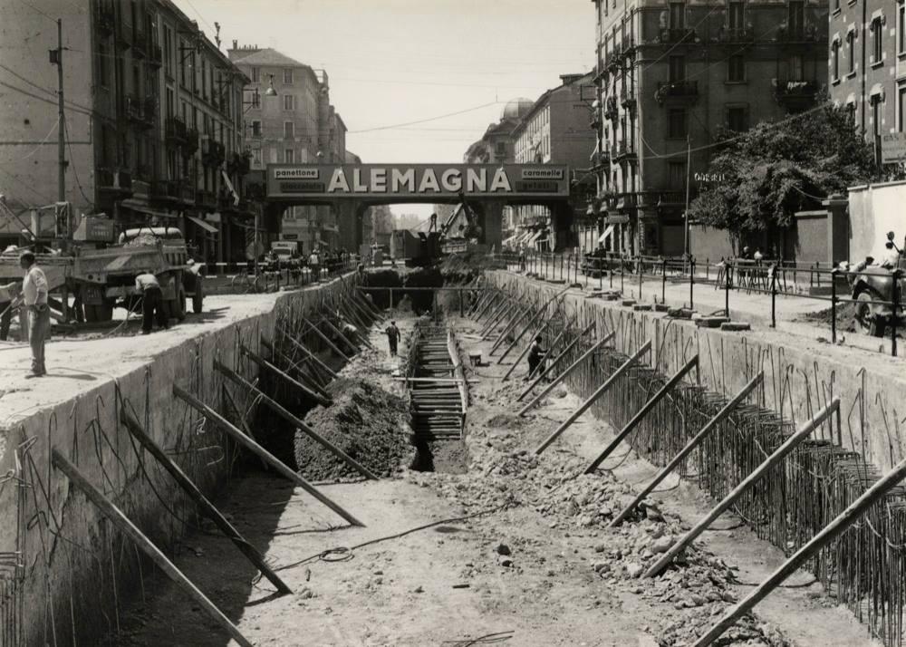 Viale Monza 1959-63