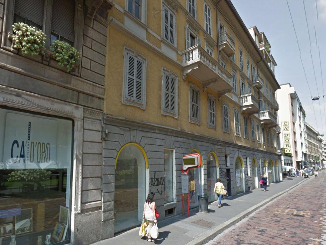 Milano porta genova la demolizione in via de amicis - Carabinieri porta genova milano ...