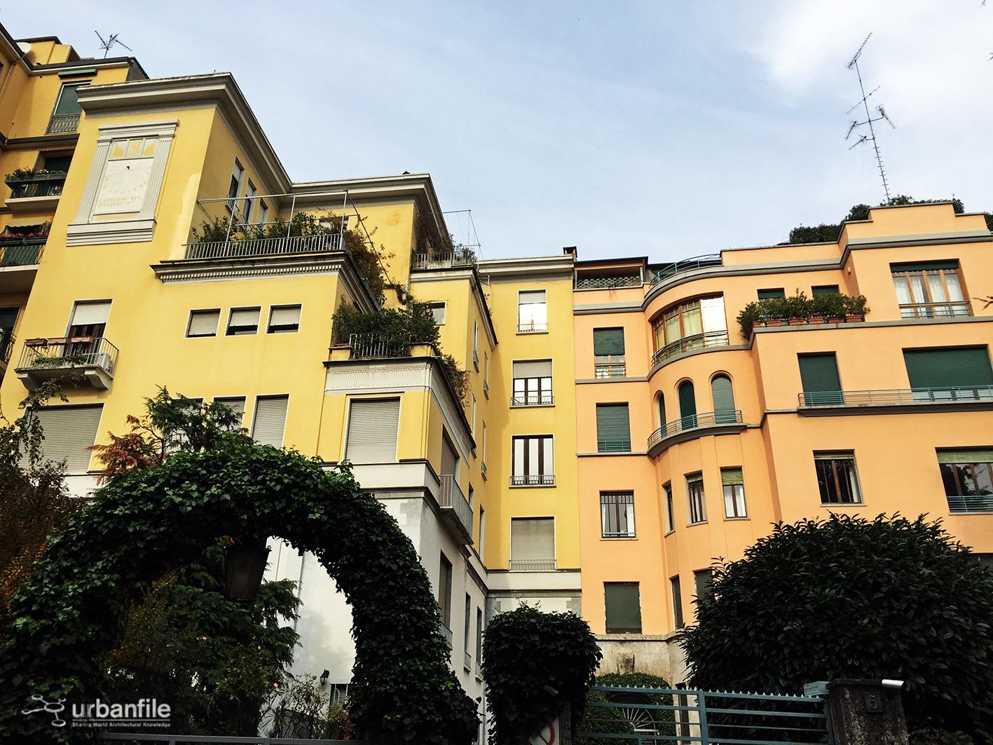 Milano crocetta palazzo pertusati e il giardino dell for Piani storici per la seconda casa dell impero