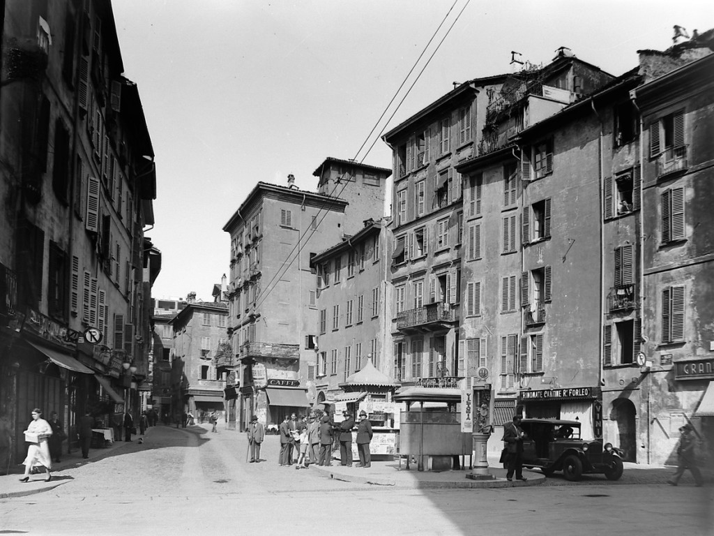 Il Bottonuto nel 1920-25