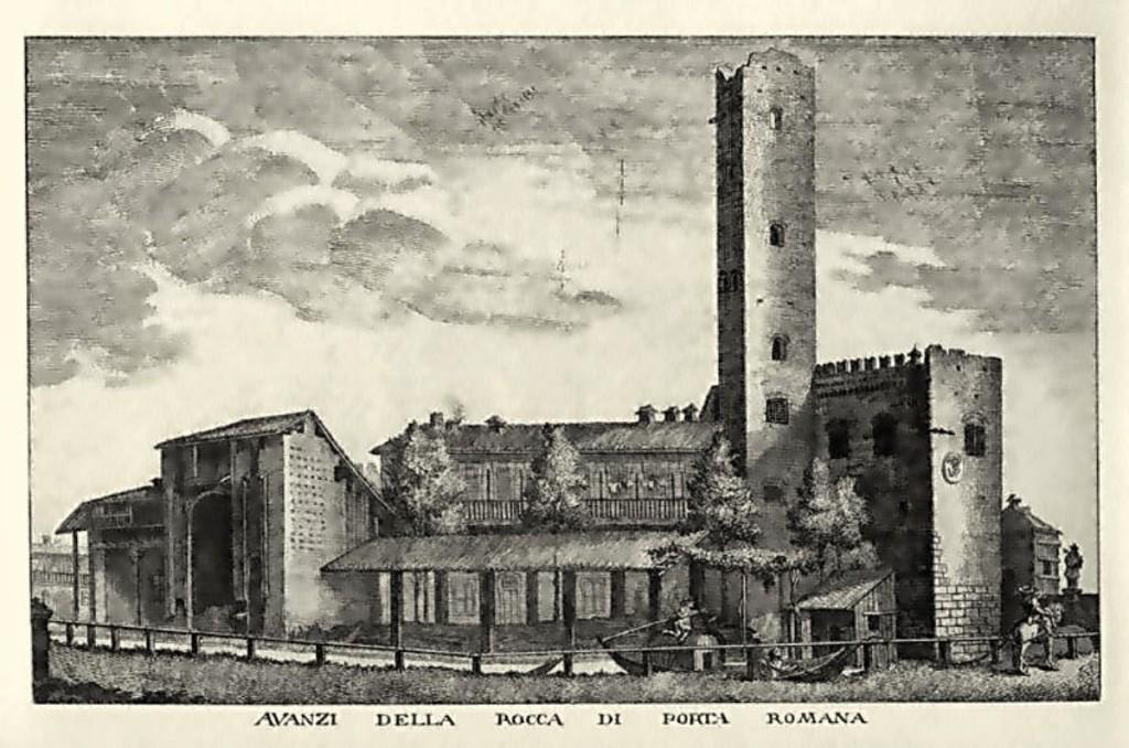 La Rocchetta_1340_1795_Corso_di_Porta_Romana